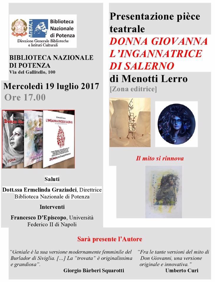 Donna Giovanna: l'ingannatrice di Salerno