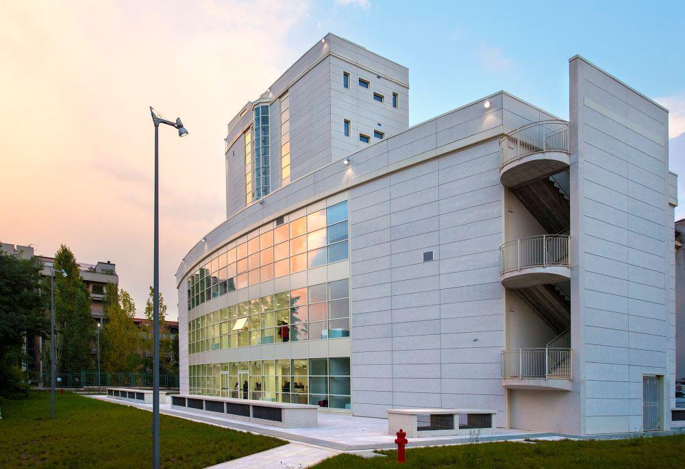 La nuova sede della Biblioteca Nazionale e Provinciale di Potenza