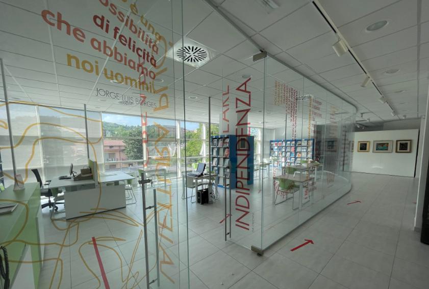 Il Polo Bibliotecario estende l'orario di apertura al pubblico
