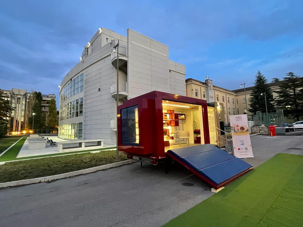 Il Polo Bibliotecario di Potenza ospita il BiblioHUB® e letture in lingua madre